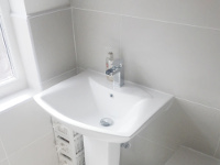 Bathroom refurbishment in Allerton, Cassville Road