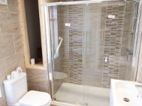 New bathroom completed in Aintree for a lovely family.