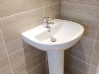 New bathroom installed in Aigburth