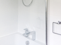 Full bathroom fitted Manorbier Crescent, Walton, Liverpool