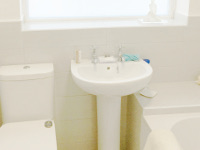 Stunning bathroom refurbishment in Aigburth.