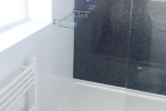 New bathrooms installed by our bathroom fitters. We supplied and fitted the bathroom suite.