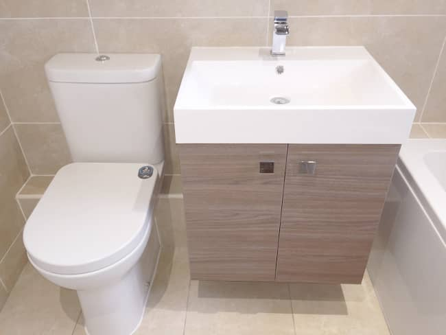 Bathrooms photographs liverpool james foy plumbing for Bathrooms liverpool