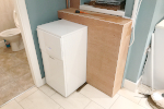 Worcester floor standing conventional heat only boiler