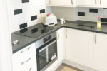 New kitchen fitted in Aintree.