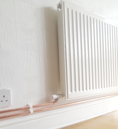 Central Heating Installation in Liverpool | James Foy Plumbing