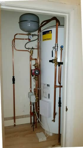 Gas Tank Repair >> Unvented Cylinder Installation & Repair Liverpool