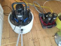 Power flushing in Liverpool
