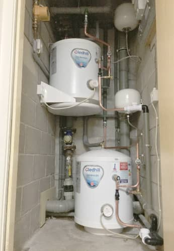 Unvented Cylinder Installation & Repair Liverpool