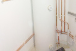 New unvented cylinder installed in a new restaurant on the Albert dock!